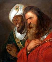 Guy and Saladin