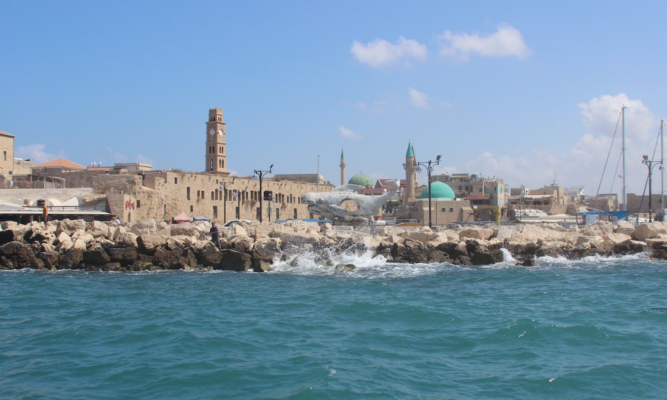 The old city of Akko