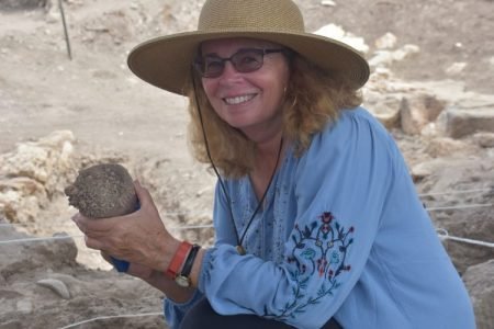 Prof. Ann E. Killebrew, Departments of Classics and Ancient Mediterranean Studies, Jewish Studies and Anthropology, the Pennsylvania State University and Research Fellow at the Leon Recanati Institute for Maritime Studies, University of Haifa